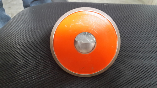 CBN Flat wheel