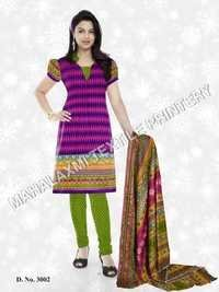 Pure Cotton Salwar Suit Material