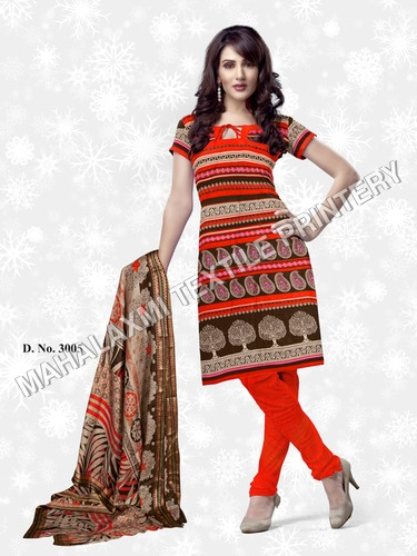 Neck Type Cotton Salwar Kameez