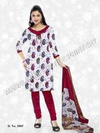 Latest Design Cotton Salwar Suit