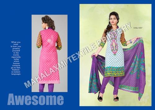 Trends Salwar Kameez Materials Jetpur