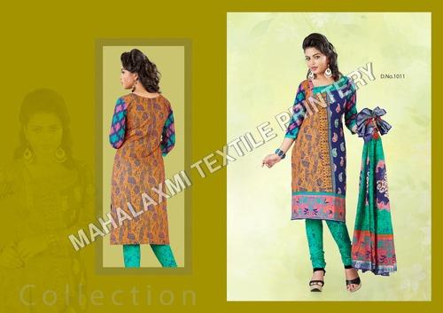 Indian Wear Cotton Salwar Kameez