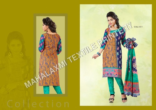 Indian Wear Cotton Salwar Kameez