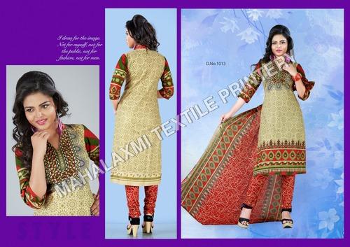Trends Cotton Salwar Kameez