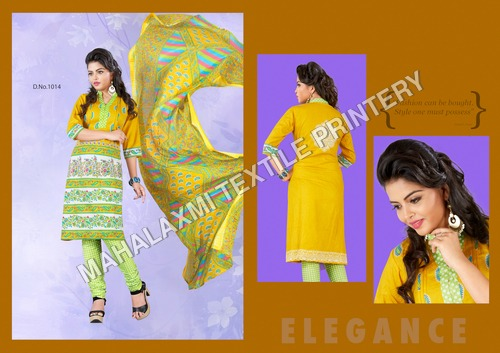 Indian Cotton Salwar Kameez Catalog