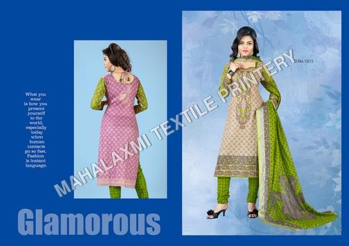 Indian Ethnic Wear Cotton Salwar Kameez