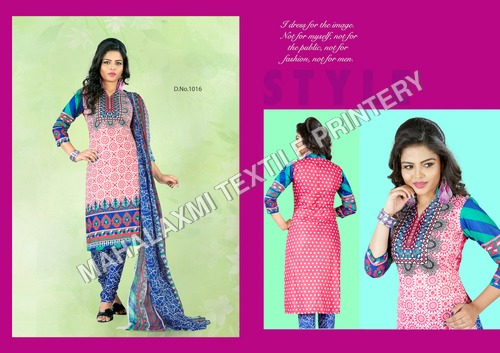 Trends Cotton Salwar Kameez