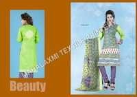India Cotton Salwar Suit Materials