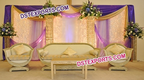 WEDDING STAGE STYLSH FURNITURES