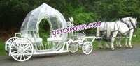 Wedding Cinderella Pumpkin Carriage