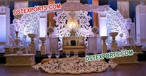 Latest Wedding Stage Backdrop Decorsp