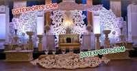Latest Wedding Stage Backdrop Decorsp