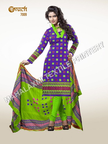 Indian Salwar Suit Materials