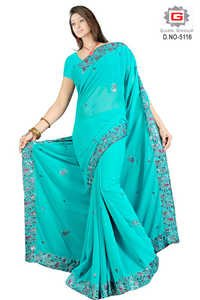 Ladies Fancy Wear Saree