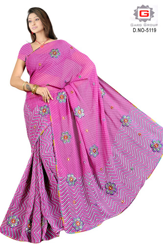 Ladies Cute Fancy Sarees