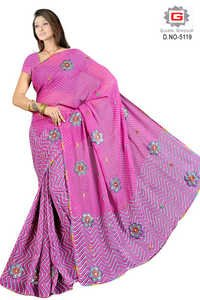 Ladies Cute Fancy Sarees