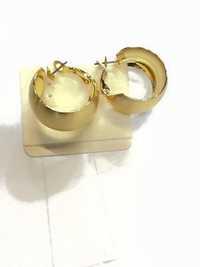 High Fashion Hoop Earrings