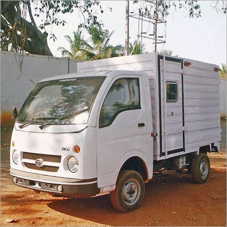 Mini Truck Container