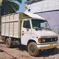 TATA 407 Container