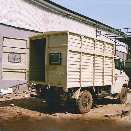 407 Tata Container Body