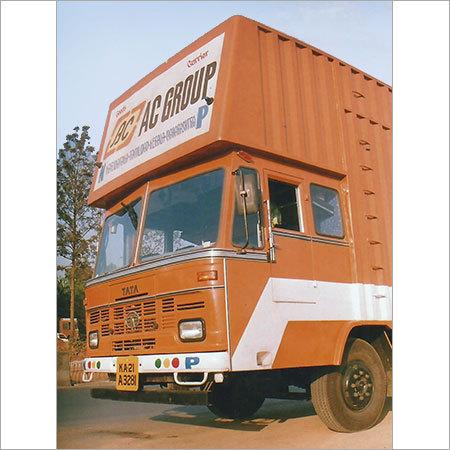 Tata Truck Container