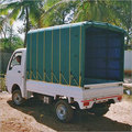Custom Vehicle Container