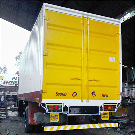 Dry Shipping Container