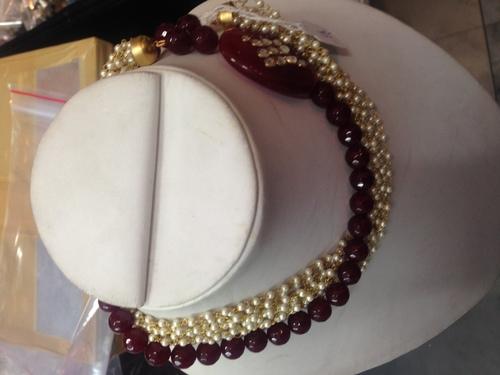 Costume Bead Necklaces