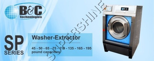 IMAGE-High Speed Professional Washer Extractors