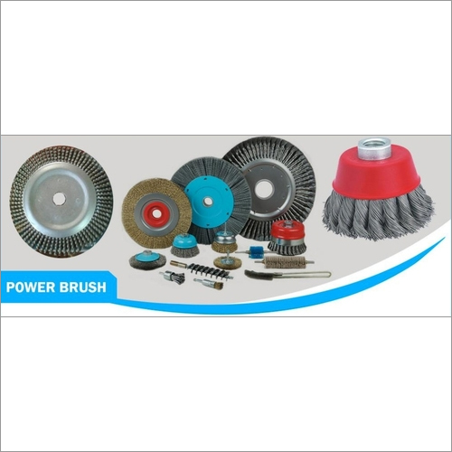 Stainless Steel Power Brushes