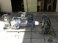 Double Can Fixed Type Motor Operated