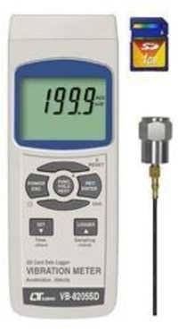Lutron Vibration Meter Supplier