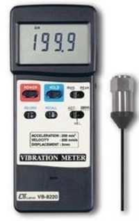 Professional Vibration Meter Distributors