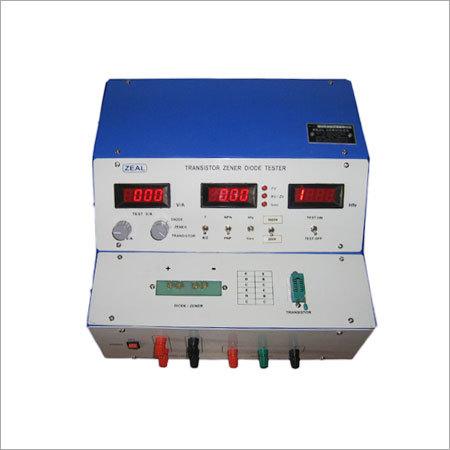 晶体管齐纳二极管测试器