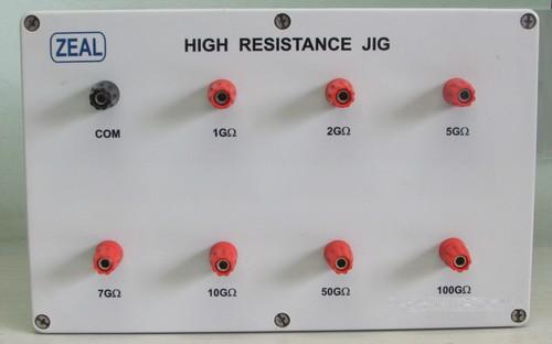Resistance Jig