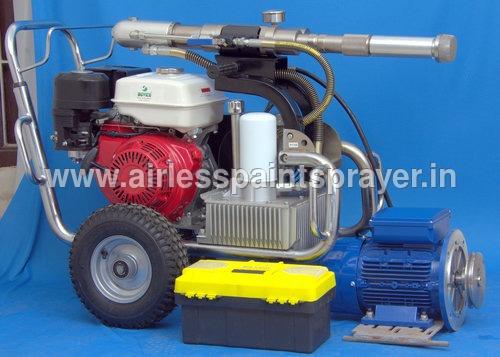 Heavy Coat Hydraulic Pump BU 8860