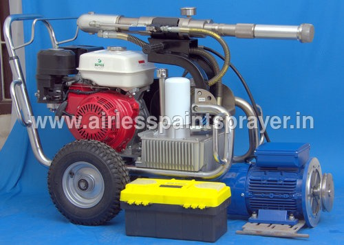 Buvico Airless Paint Sprayers