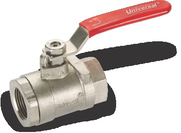 I.C 304/316 (HEAVY) BALL VALVE SCREWED ENDS