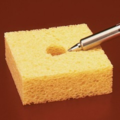 Solder Tips Cleaning Sponge
