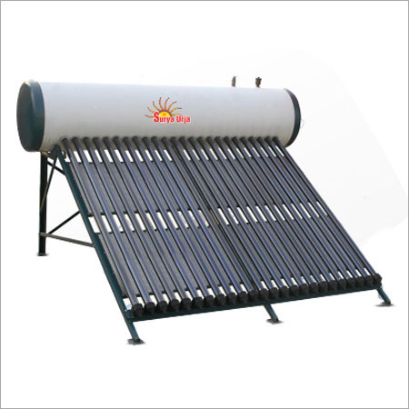 Solar Operated Water Heater