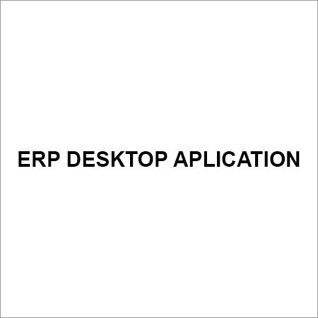ERP Desktop Aplication