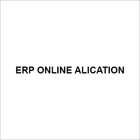 ERP Online Alication