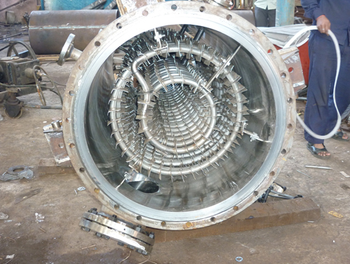 Moleculer Sieve Dryer