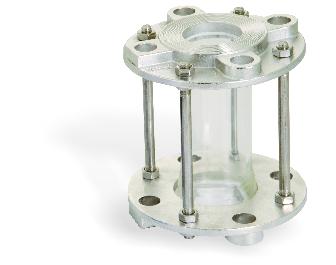 I.C 304/316 SIGHT GLASS / VIEW GLASS