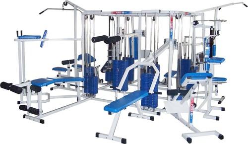 Multi Station Gymnasium Equipments