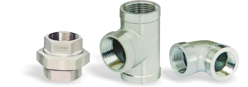 I.C 304/316 ELBOW / TEE / UNION (FITTINGS)