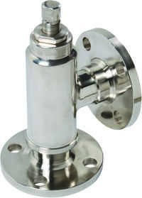 SS Safety Valve Flanged Ends