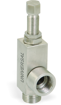 SS SAFETY VALVE SCREWED ENDS