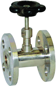 S.S 202/304/316 NEEDLE VALVE FLANGED ENDS