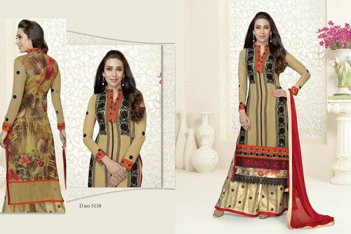 Palazzo Ladies Indian Suits